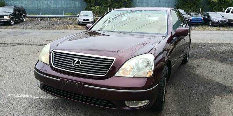Lexus LS 2002 $3999.00 incacar.com