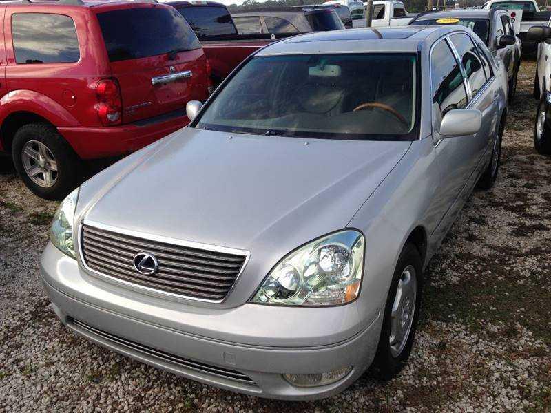 Lexus LS 2002 $5995.00 incacar.com