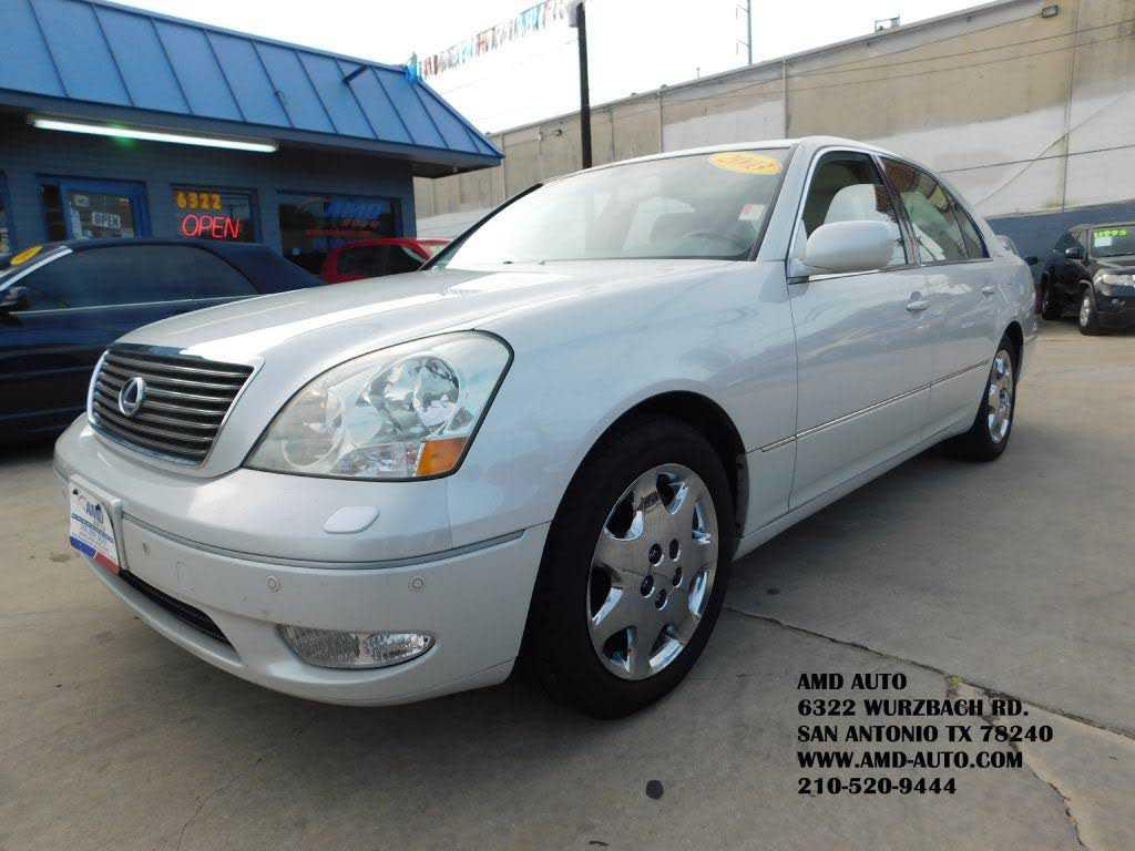 Lexus LS 2003 $5200.00 incacar.com