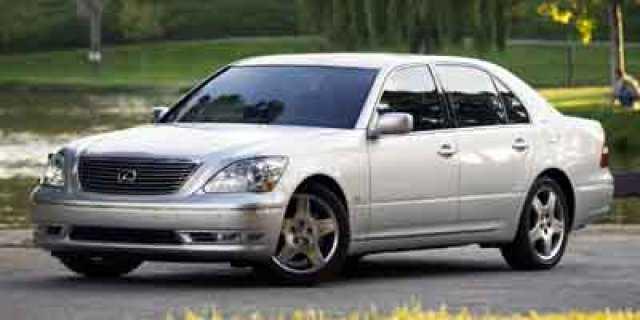Lexus LS 2004 $8894.00 incacar.com