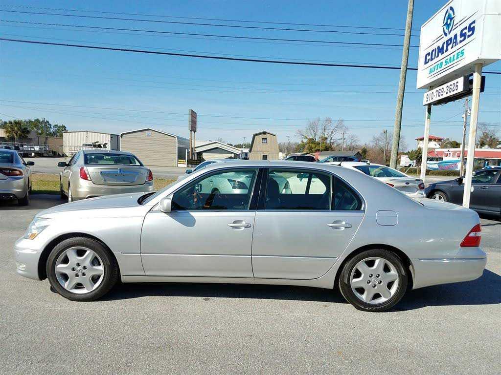 Lexus LS 2004 $9500.00 incacar.com