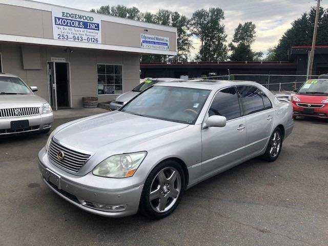 Lexus LS 2004 $6977.00 incacar.com