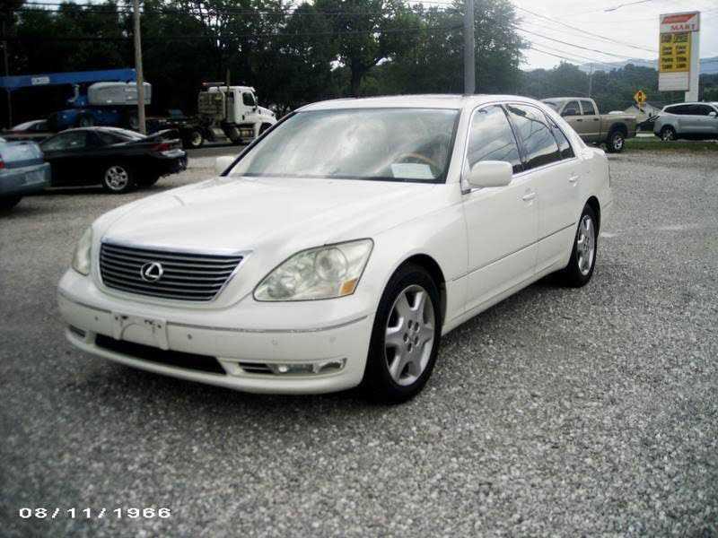 Lexus LS 2004 $8995.00 incacar.com