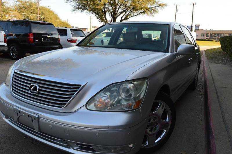 Lexus LS 2005 $7995.00 incacar.com