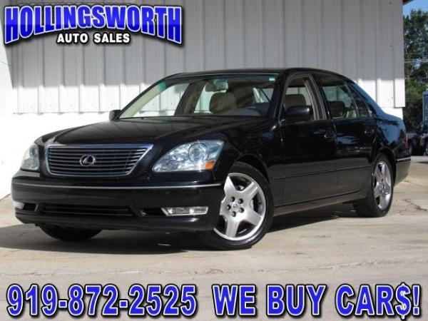 Lexus LS 2005 $6990.00 incacar.com