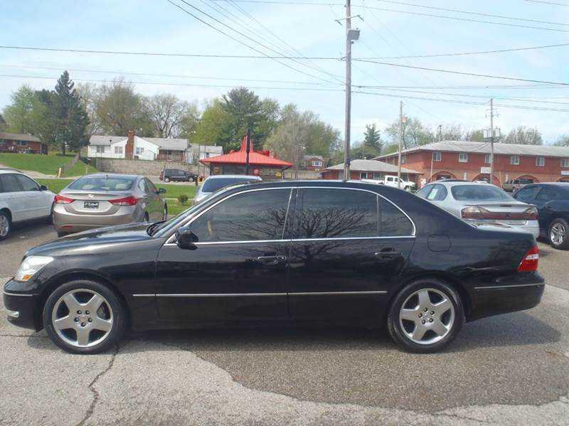 Lexus LS 2005 $8995.00 incacar.com