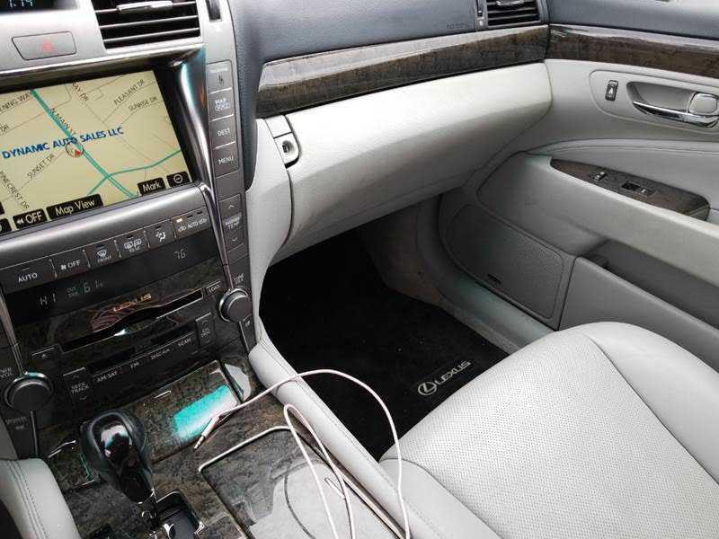 Lexus LS 2007 $8500.00 incacar.com