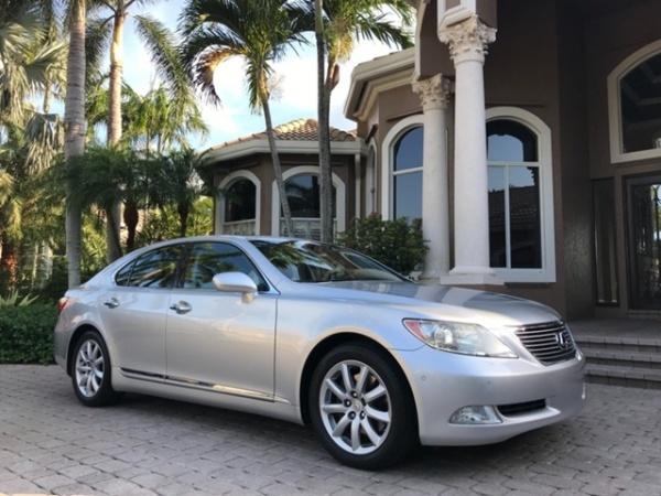 Lexus LS 2008 $21998.00 incacar.com