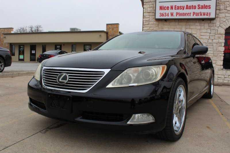 Lexus LS 2008 $10999.00 incacar.com