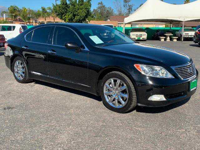 Lexus LS 2008 $9999.00 incacar.com