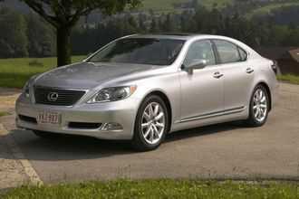 Lexus LS 2008 $13990.00 incacar.com