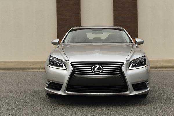 Lexus LS 2013 $49995.00 incacar.com