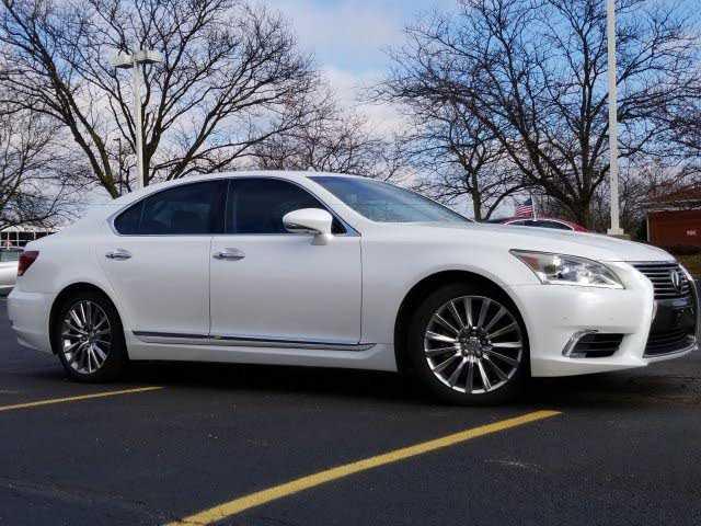 Lexus LS 2014 $31191.00 incacar.com