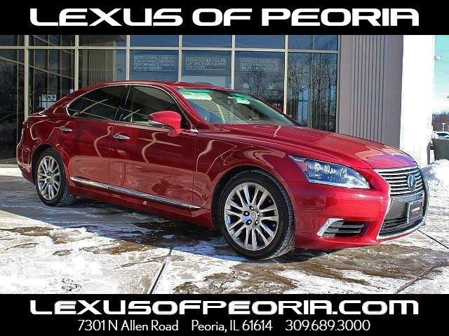 Lexus LS 2015 $39878.00 incacar.com