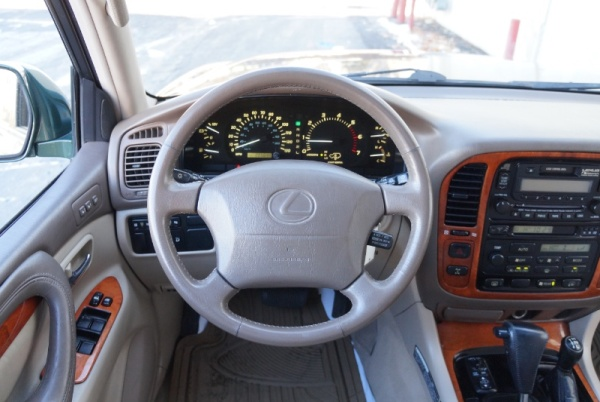 Lexus LX 1999 $9995.00 incacar.com