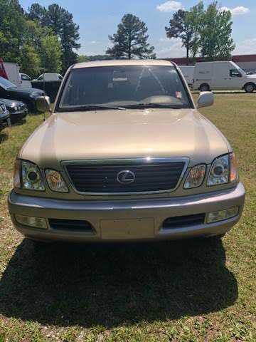 Lexus LX 2000 $7595.00 incacar.com