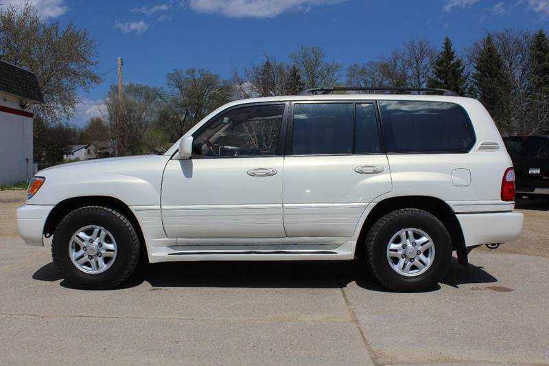 Lexus LX 2000 $11995.00 incacar.com
