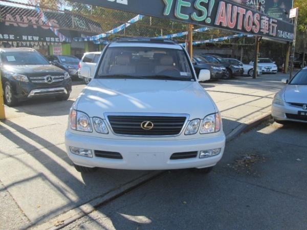 Lexus LX 2001 $16800.00 incacar.com