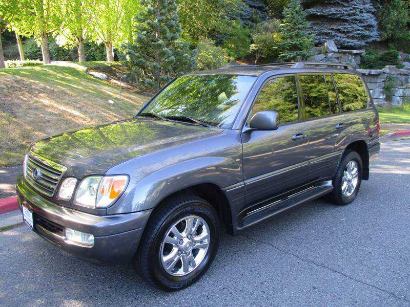 Lexus LX 2004 $19995.00 incacar.com