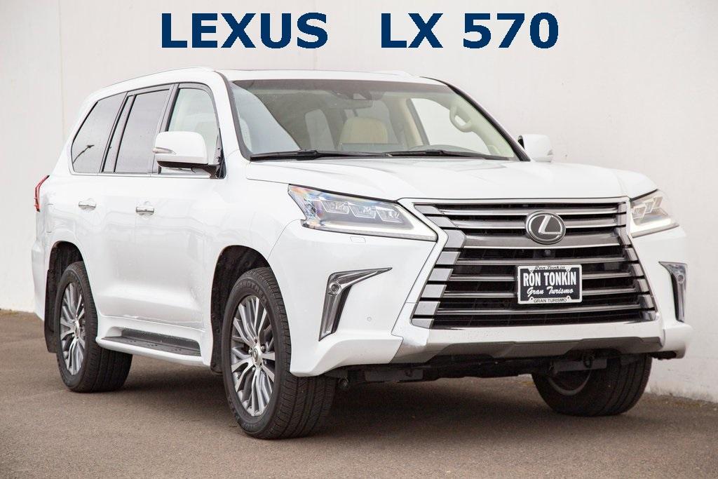 Lexus LX 2018 $77000.00 incacar.com