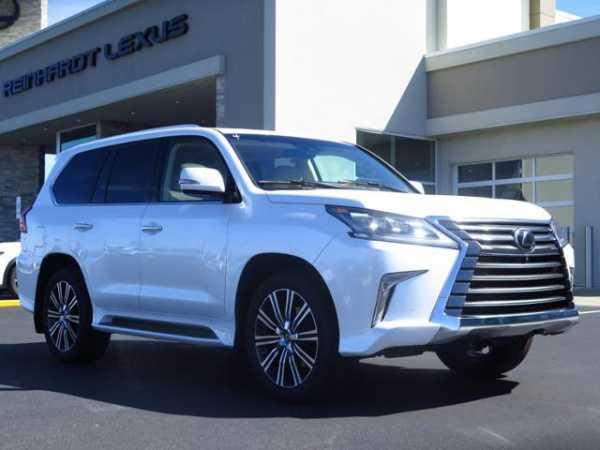 Lexus LX 2019 $98769.00 incacar.com