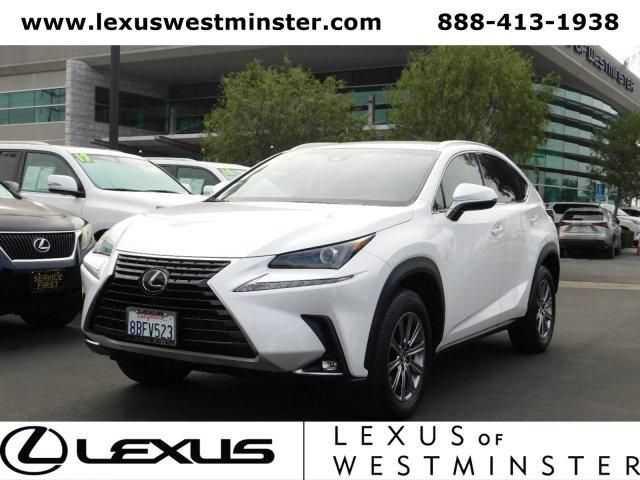 used Lexus NX 2018 vin: JTJYARBZ4J2090305