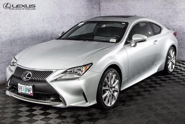 Lexus RC 2015 $37450.00 incacar.com
