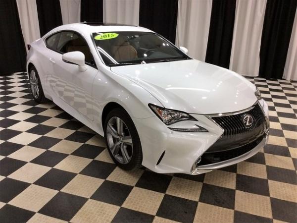 Lexus RC 2015 $32999.00 incacar.com