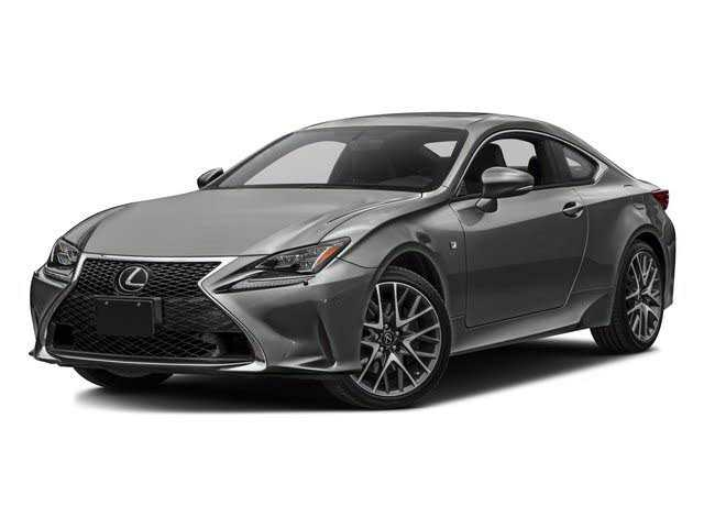 Lexus RC 2016 $31322.00 incacar.com