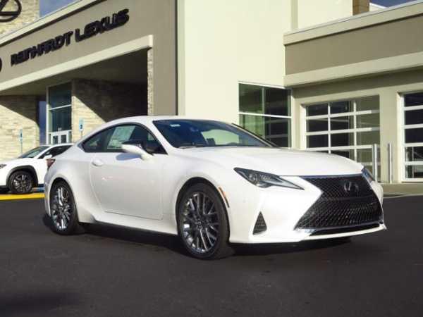 Lexus RC 2019 $51190.00 incacar.com