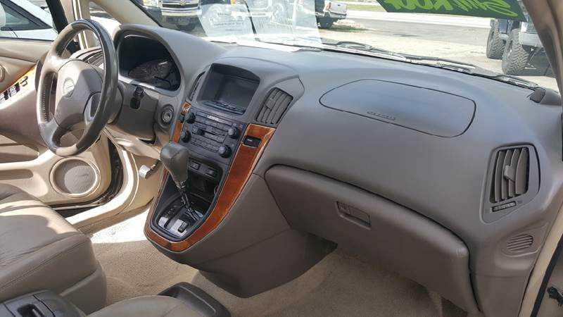 Lexus RX 1999 $7590.00 incacar.com