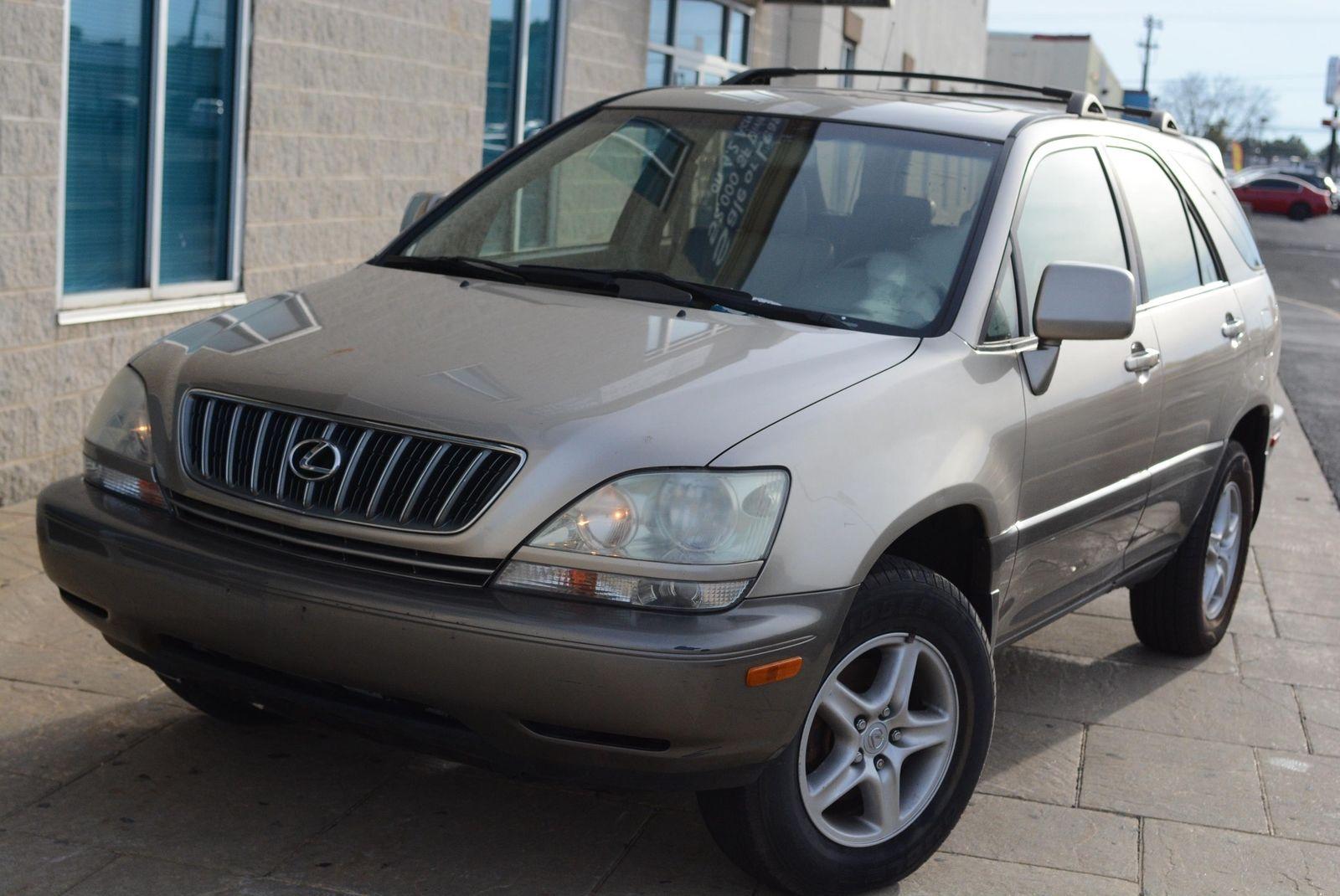 Lexus RX 2001 $3150.00 incacar.com