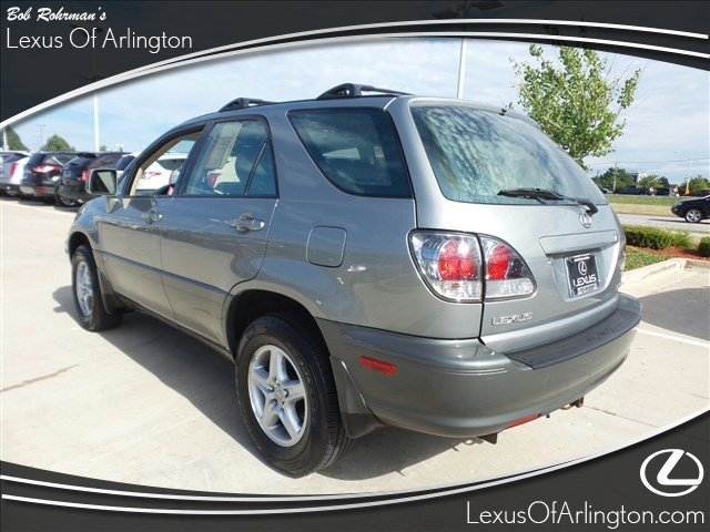 Lexus RX 2002 $5994.00 incacar.com
