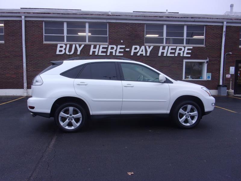 Lexus RX 2004 $9995.00 incacar.com