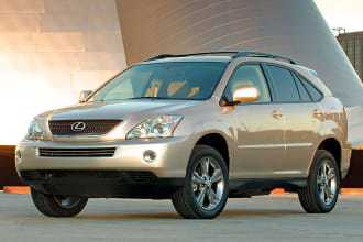 Lexus RX 2006 $12995.00 incacar.com