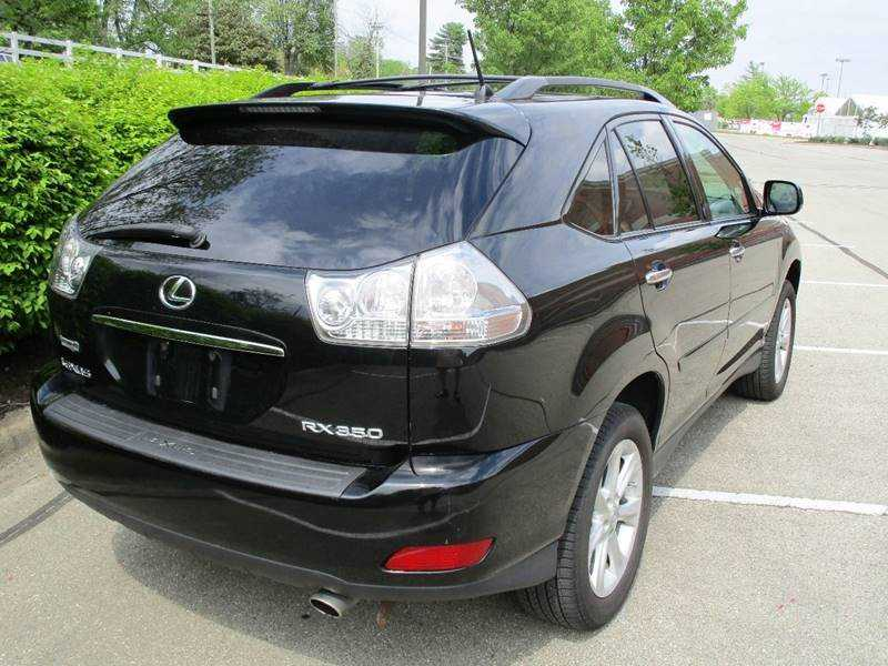 used Lexus RX 2009 vin: 2T2HK31U09C120637