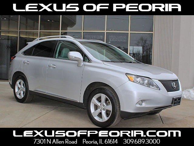 Lexus RX 2010 $14500.00 incacar.com