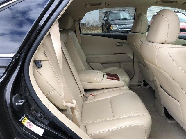Lexus RX 2011 $15888.00 incacar.com