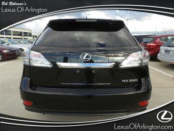 Lexus RX 2012 $29799.00 incacar.com