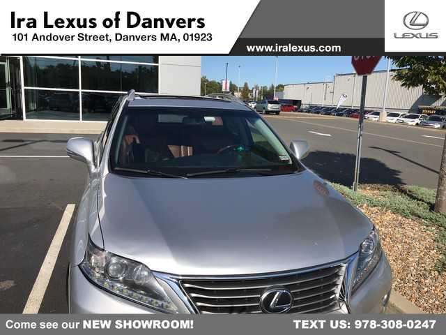 Lexus RX 2013 $18988.00 incacar.com