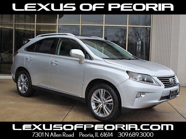 Lexus RX 2015 $21777.00 incacar.com