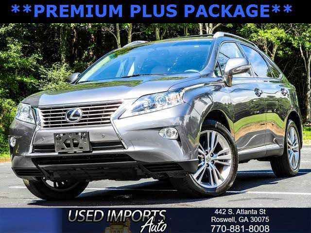 Lexus RX 2015 $27418.00 incacar.com