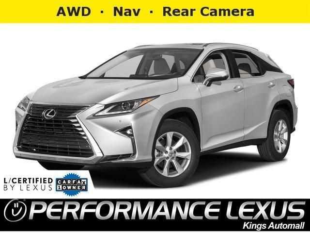 Lexus RX 2016 $37047.00 incacar.com