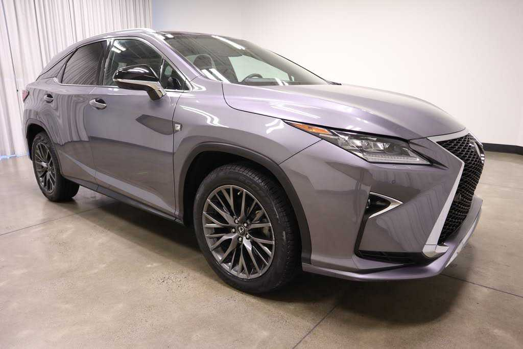 Lexus RX 2016 $38594.00 incacar.com