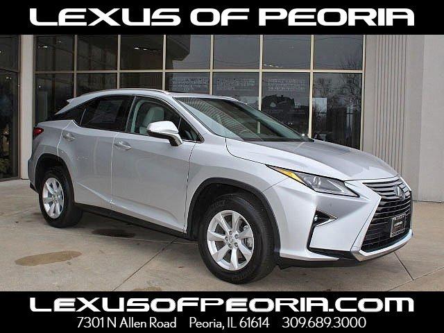 Lexus RX 2016 $40888.00 incacar.com
