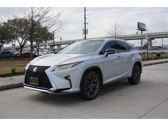 Lexus RX 2016 $43680.00 incacar.com