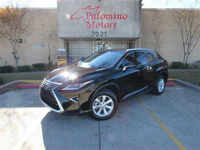 Lexus RX 2016 $34490.00 incacar.com