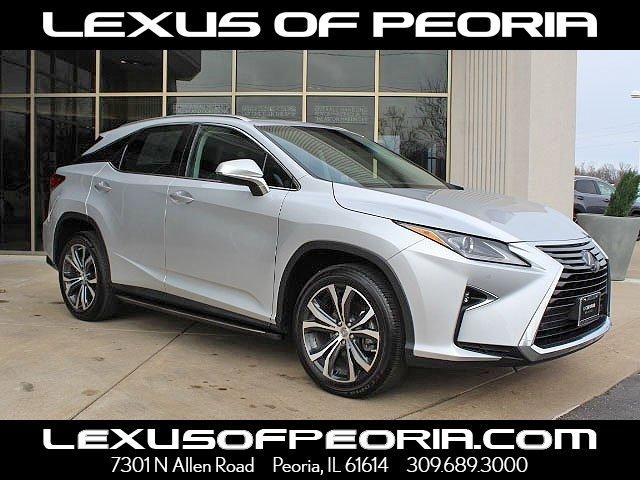 Lexus RX 2017 $45300.00 incacar.com