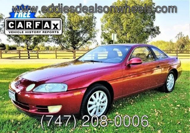 Lexus SC 1993 $3500.00 incacar.com