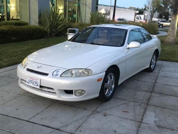 Lexus SC 1999 $7700.00 incacar.com